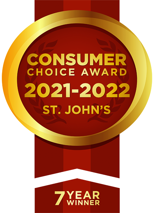 Consumer Choice Award Winner 2019